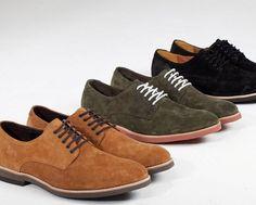 Fancy - 5-Eyelet Derby Shoe by Amsterdam Shoe Co.