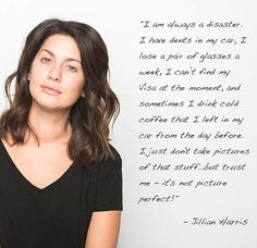 Stars Without Makeup; Jillian Harris Jillian Harris goes au naturel in her… Makeup Gallery, Celebrity Costumes, Jillian Harris, Without Makeup, Fall Hair, Plastic Surgery, Picture Quotes, Girl Power, Instagram Feed