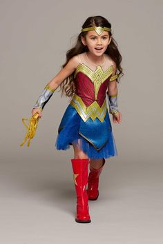 Ultimate Wonder Woman Costume for Girls: #Chasingfireflies $79.00$38.00$18.00$25.00$16.00$29.00