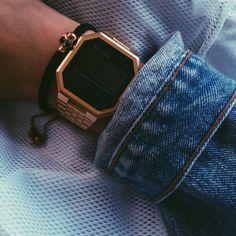 Nixon Watch in rose gold Jewelry Accessories, Fashion Accessories, Estilo Fashion, Cool Watches, Nixon Watches, Diamond Are A Girls Best Friend, Bracelet Watch, Skull Bracelet, Piercings