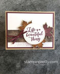 Falling in Love with Stampin' Blends Markers | Stampin' Pretty