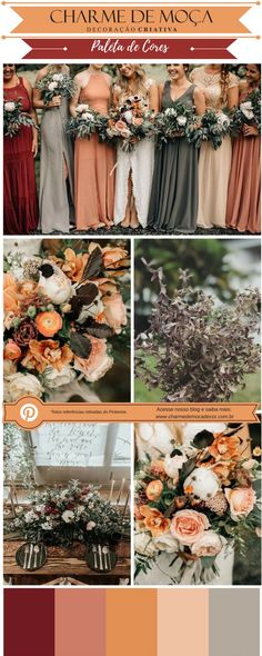 Add dusty or pale blue. Dark red is copper accent october wedding colors schemes / fall wedding ideas colors october / fall wedding ideas november / fall winter wedding / fall colors for wedding Wedding Goals, Our Wedding, Dream Wedding, Trendy Wedding, Wedding Stuff, Rustic Wedding, Wedding Ceremony, Summer Wedding Colors, Fall Wedding Themes