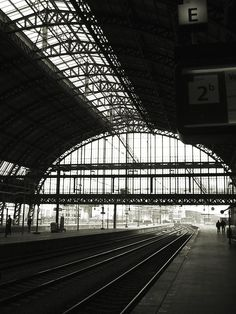 P. Cuypers Centraal Station Amsterdam, stationshal
