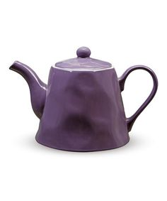 Another great find on Maxwell & Williams Purple Krinkle Teapot by Maxwell & Williams Mad Hatter Tea, Girl House, Tea Service, All Things Purple, Purple Haze, Kakao, Color Of The Year, Home Decor Kitchen, Pantone Color