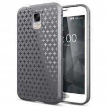Cover Samsung Galaxy S5 Spigen SGP Ultra Fit Capsule Gris  13,99 €