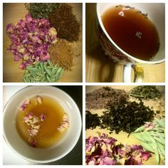 In the TLab: chocolate rose blend battle with Honeybush or Black Tea..which one wins?