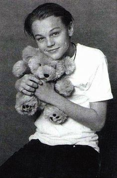 This Might Be The Most Adorable Leonardo DiCaprio Photo Of All Time