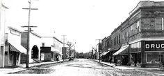 Downtown 3rd Ave. Stayton, Oregon