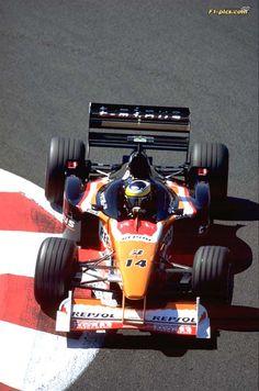 100 Ideeën Over Arrows Racing Team Formule 1 Racen Monaco Grand Prix