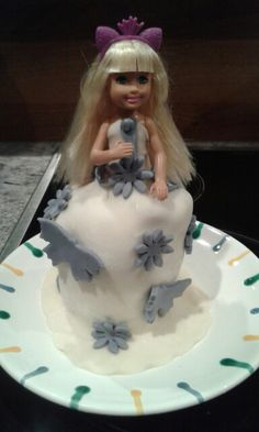Mini Barbie Cakes And More, Barbie, Mini, Desserts, Food, Meal, Deserts, Essen, Hoods