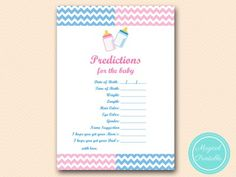 predictions-for-baby #babyshowerideas4u #birthdayparty  #babyshowerdecorations  #bridalshower  #bridalshowerideas #babyshowergames #bridalshowergame  #bridalshowerfavors  #bridalshowercakes  #babyshowerfavors  #babyshowercakes