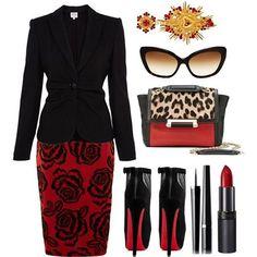Polyvore Latest Winter Fashion Trends & Dresses Ideas For Women 2014/ 2015 | Girlshue