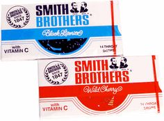 23ef870494 Smith Brothers Cough Drop Boxes - 2ct. (discontinued)