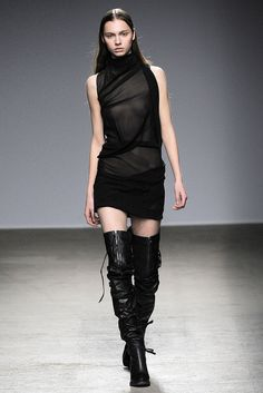 Nicolas Andreas Taralis Fall 2010 Ready-to-Wear Collection Slideshow on Style.com
