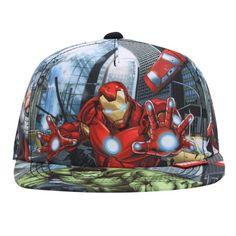 Kids Marvel Avengers Cap