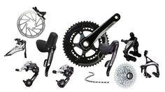 SRAM Rival Triathlon Bike Build Kit
