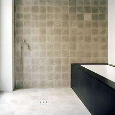 Thomas Bendel, Remise Menardi. Square tiles.