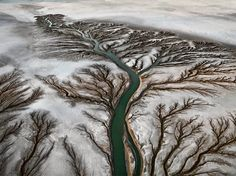 Water - by Edward Burtynsky
