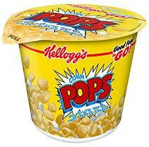 Corn Pops Cereal in a cup - 12 count case - 2 oz. Corn Pops Cereal, Dog Food Recipes, Snack Recipes, Low Carb Breakfast, Candy Shop, Vitamins And Minerals, Count, Cyber Monday, Black Friday