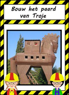 Bouw het paard van Troje