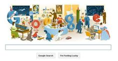 Google Doodles of 2012 - thestar.com. Have a Happy New Year!
