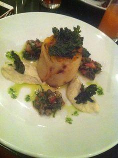 Butternut rotolo @ The Gate Best Vegetarian Restaurants, Gate, London, Chicken, Food, Meal, Portal, Gates, Hoods