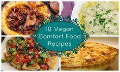 10 Vegan Comfort Food Recipes for Winter