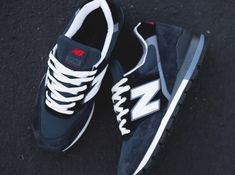 New Balance 996 – Navy – Steel Blue – White | Available - SneakerNews.com