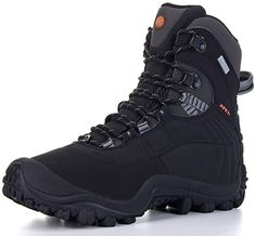 Amazon.com   XPETI Women's Thermator Mid High-Top Waterproof Hiking Outdoor Boot   Hiking Boots