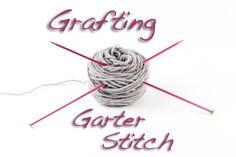 1000+ images about knitting ~ graft.join.seam on Pinterest Garter stitch, K...