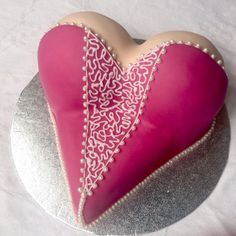 Breast cake. Breast Cancer Awareness campaign