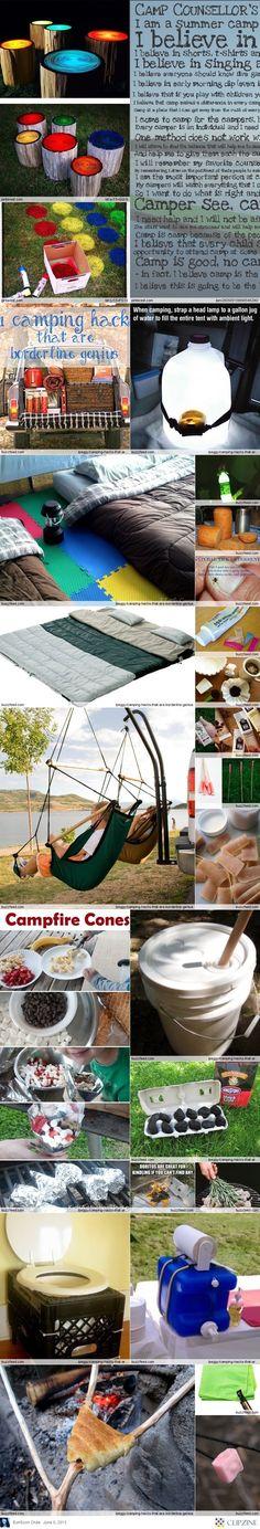 Great Summer Camp Ideas