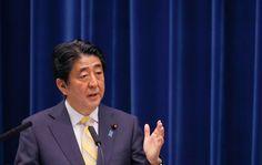 Auch Japan ist von Anfang an in der Runde der führenden Wirtschaftsnationen...