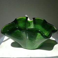Glowing Green - by Sandra A Wills. Delphi Artist Gallery