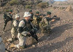 """""""Operation Enduring Freedom – Horn of Africa"""" (Wikipedia article) - has a list (right sidebar) of all belligerents (including al-Shabaab) involved in this conflict, with links to a detailed article on each."""