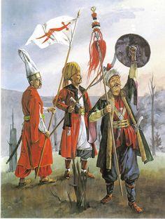 Ottoman Warriors in the Balkans