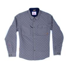 Description Details Care Sizing    The Caribou Quilted Shirt, your new go-to layer for fall, winter and spring, gives the old work shirt a modern update. It...