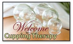 Welcome to Cupping Therapy