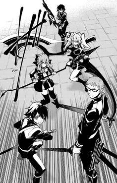 Owari no Seraph | Yuu's Squad