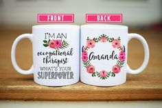 Occupational Therapy Gift Occupational Therapy Mug Gift for