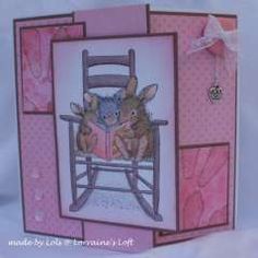 """Bedtime Story Front View"" by LORRAINE AQUILINA on House-Mouse Designs®"