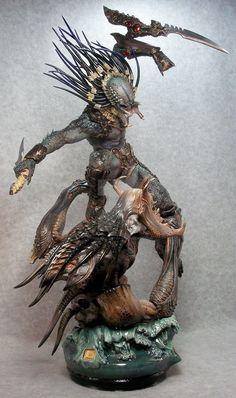 predator deviantART: More Like Hellboy 2