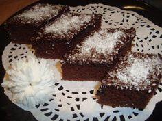 Negresa, poza 1 Food Art, Tiramisu, Sweets, Cooking, Ethnic Recipes, Desserts, Serving Ideas, Pies, Kitchen