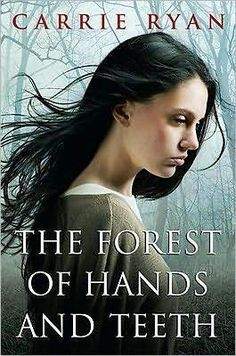 The Forest of Hands and Teeth by Carrie Ryan - another to-read. The title alone sounds fantastic, and I've heard it's it's a turn-around from the usual path of zombie books - instead of watching the sole sane survivors in a word gone mad, it follows one woman as she unravels.