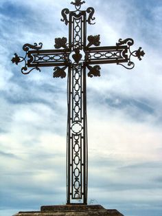 Cross, Les Baux, France 2012 / by Marny Perry