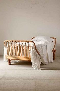 Rattan Twin Daybed  UrbanOutfitters.com: Awesome stuff for you & your space