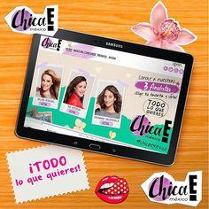 No olvides que siempre puedes estar al día con tus amigas viendo los capítulos de la serie de #ChicaEMéxico en chicaemexico.com
