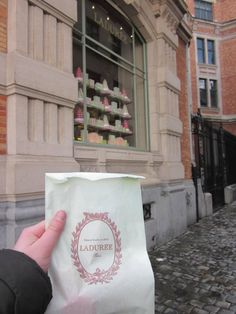 La Durée in Bruxelles! Read about my city trip here! :)