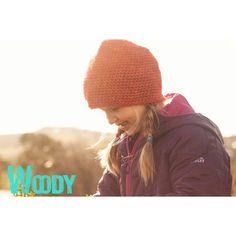 Oda with Woody Beanie made of 100% organic wool.      Woody SB: @woody_sb | Twitter