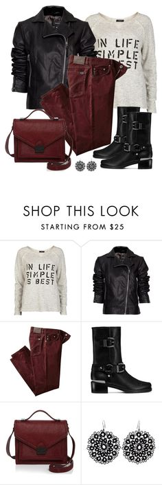 """Untitled #1153"" by gallant81 ❤ liked on Polyvore featuring VILA, MANGO, BRAX, Stuart Weitzman, Loeffler Randall and NOVICA"